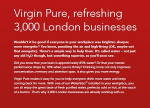 Virgin Pure intro